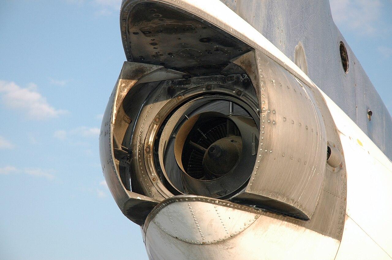 Aircraft Thrust Reverser