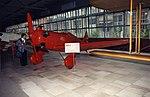 Yakovlev UT-1 Yakovlev UT-1 Yakovlev Museum Moscow Sep93 1 (16965392549).jpg