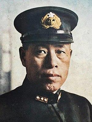 Admiral Isoroku Yamamoto (Commander-in-chief o...