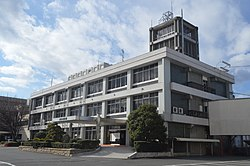 Yatomi City Office exterior ac.jpg