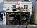 Ye Old Stout House, Carfax, Horsham, West Sussex, England.jpg