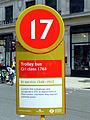 YearOfTheBus-LondonJune2014-Q1-Class-TrolleybusSign-P1310375 (14301682830).jpg
