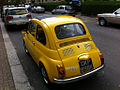 Yellow Fiat 500 'Topolino' - Flickr - yvescosentino.jpg