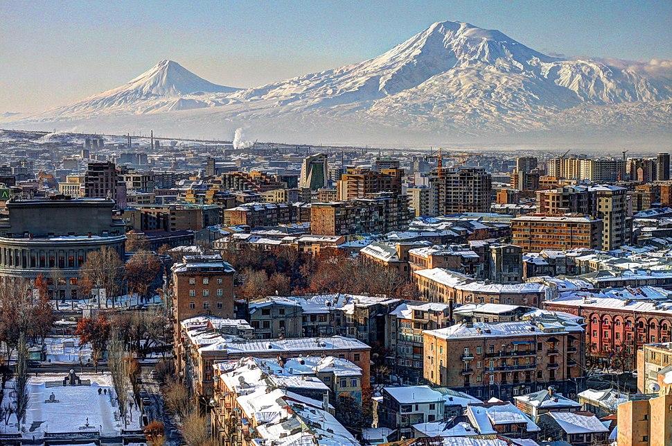 Yerevan 2012 February