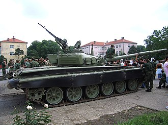 Armed Forces of Serbia and Montenegro - The M-84 Main Battle Tank
