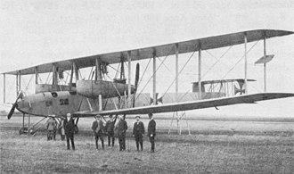 Zeppelin-Staaken Riesenflugzeuge - The VGO.III of 1916.