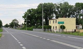 Zamysłowo Village in Greater Poland, Poland