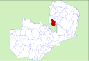 Zambia Milenge District.png