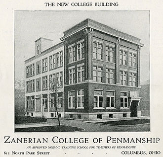 Zaner-Bloser - Zanerian College of Penmanship