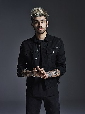 Billboard Music Award - Image: Zayn Wiki
