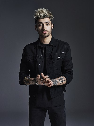 Picture of a band or musician: Zayn Malik