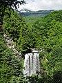Zengoro Falls survey 2012-07.jpg