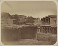 Zeravshan District. City of Pandzhikent. Bala Bazaar, a Section of the City WDL11127.png