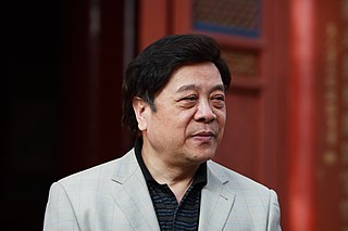 Zhao Zhongxiang Chinese television presenter