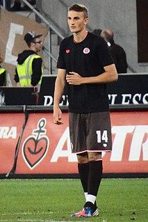 Philipp Ziereis German footballer
