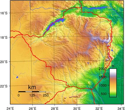 Outline of Zimbabwe Wikiwand