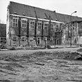 Zuidgevel van de zuidvleugel, van het woonkloostergedeelte - Leiden - 20135329 - RCE.jpg