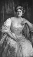 """Life-size Aquarelle Portrait of Mrs. James J. Clarkson"", by Elizabeth Gowdy Baker.png"