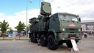 """Pancir`-S"" short-range air defence missile-gun system during the ""Armiya 2020"" exhibition.jpg"