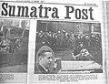 """Spinoza herdacht"", Sumatra Post, 25 maart 1927 met foto van J.H. Carp.jpg"