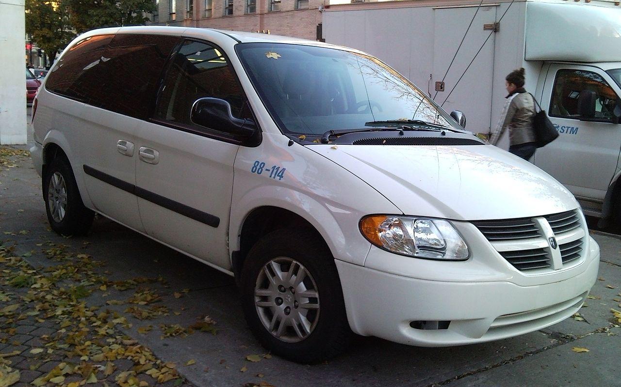 Px Dodge Grand Caravan Stm