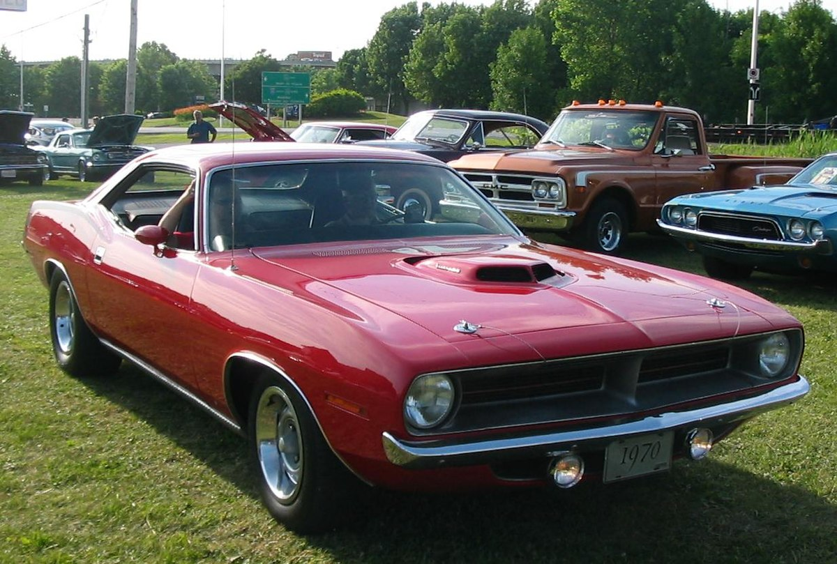 Plymouth Barracuda Wikipedia La Enciclopedia Libre