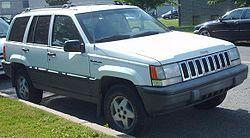 Jeep Grand Cherokee Laredo de primera generación