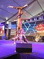 'African Tribe' music gymnastics..JPG