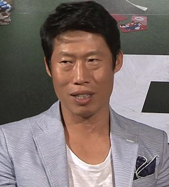 Yoo Hae-jin - Yoo in 2014