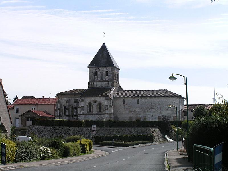 Église Notre-Dame de Dampierre-sur-Moivre (Classé)