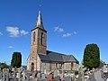 Église Saint-Romphaire de Saint-Romphaire. Vue sud-ouest 1.jpg