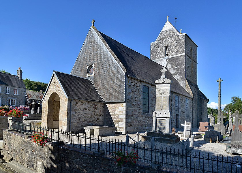 Saint-Vigor-des-Monts (Manche)