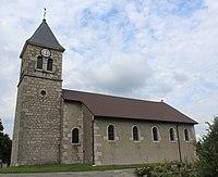 Église St Blaise Poizat Lalleyriat 1.jpg
