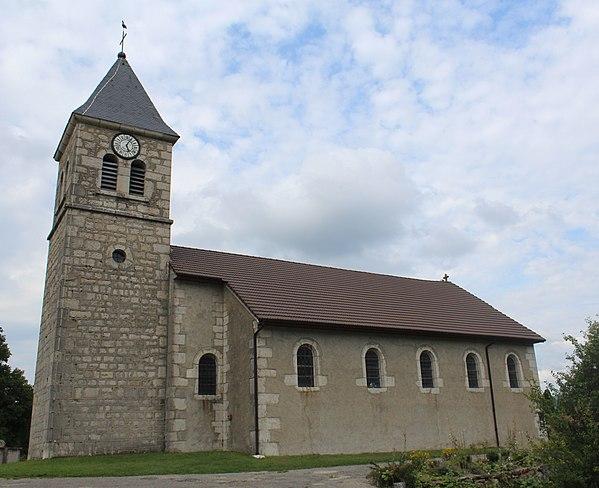 Photo de la ville Poizat-Lalleyriat
