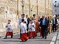 Épila - Celebración de Domingo de Ramos con estética preconciliar (2012) 02.jpg