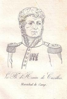 Étienne Félix dHenin de Cuvillers