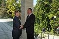 Владимир Путин с Президентом Азербайджана Ильхамом Алиевым. 09.08.2014 - 1.jpeg
