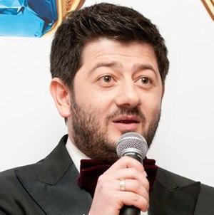 Mikhail Galustyan - Image: Галустян Михаил