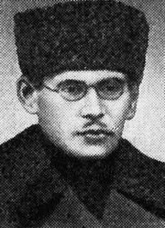 Nikolai Gikalo Soviet politician