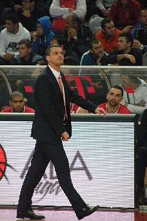 Montenegrin basketball player and head coach