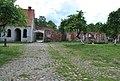 Замок Георгенбург (вид во дворе на вход).JPG