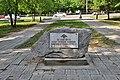 Здесь будет установлен памятник защитникам государственной границы.JPG