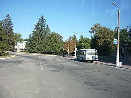 Вулиця леніна (канів)