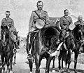 Карл Густав Маннергейм Маннергейм, Хуго Остерман, Карл Леннарт и Харальд Оквист.jpg