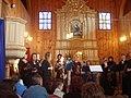 Концерт камерної музики в костелі св.Анни.JPG