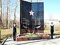 Котлас. Памятник войнам,погибшим в горячих точках.JPG