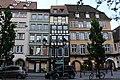 Красивые дома на улице Старого Рыбного Рынка (Rue du Vieux Marché aux Poissons) - panoramio.jpg