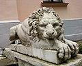 Лев, вхід до садиби у Наталівському парку.jpg