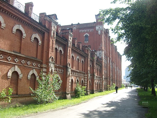 Мельница Борчанинова-Первушина