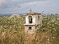 Мини-часовня рядом с местом раскопок раннехристианской византийской церкви - panoramio.jpg